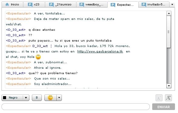 Chat Chueca Madrid gratis